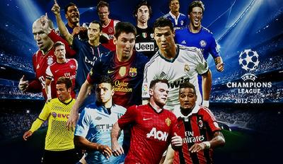 Лига чемпионов обзор матчей 13 02 2013